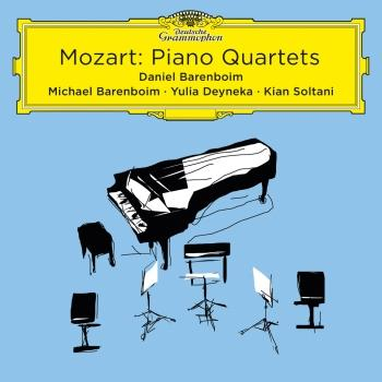 Mozart: Piano Quartets (Live At Pierre Boulez Saal)