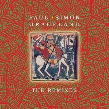 Cover Graceland - The Remixes