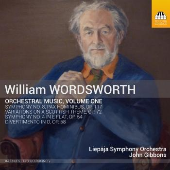 Cover Wordsworth: Orchestral Music, Vol. 1