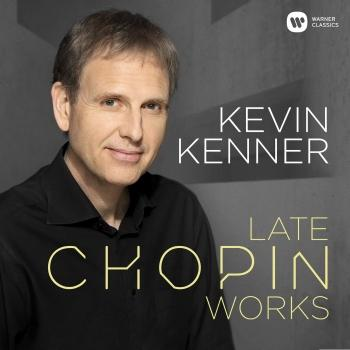 Cover Late Chopin Works