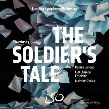 Cover Stravinsky: The Solider's Tale