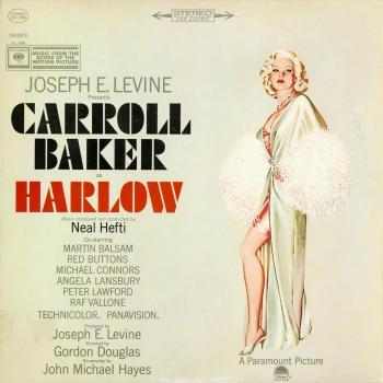 Cover Harlow (Soundtrack)
