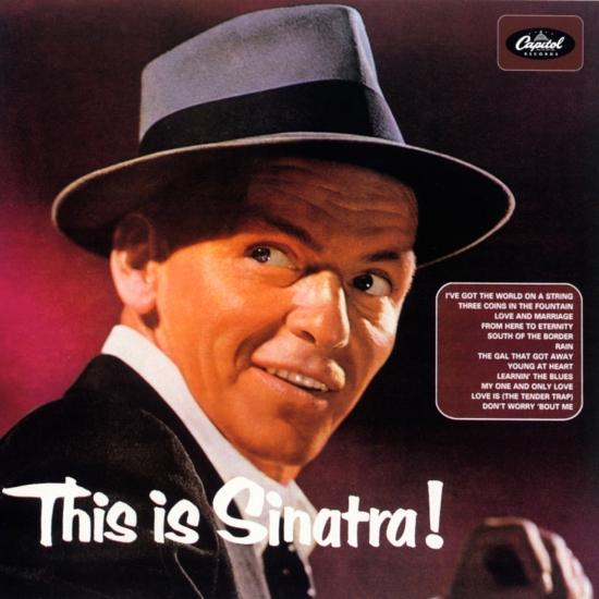 Cover This Is Sinatra!