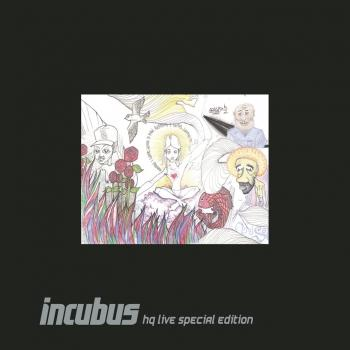 Cover Incubus HQ Live Deluxe Edition