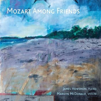 Cover Mozart Among Friends