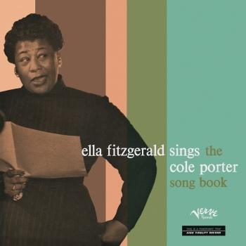 Cover Ella Fitzgerald Sings The Cole Porter Song Book (Remastered - Mono)
