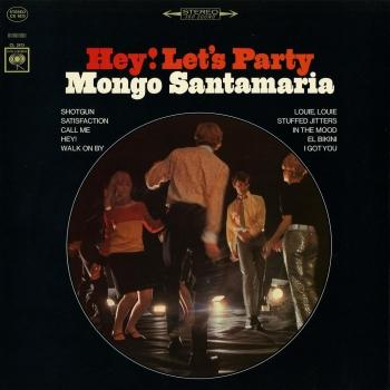Cover Hey! Let's Party (Remaster)