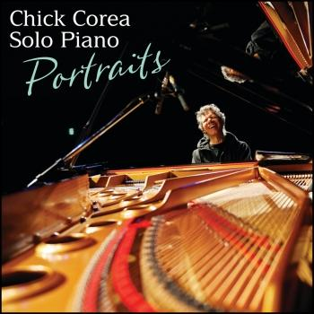 Cover Solo Piano: Portraits