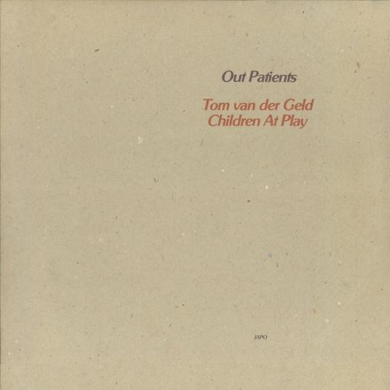 Cover Out Patients (Remastered)