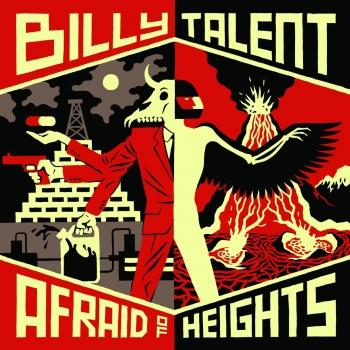 Cover Afraid of Heights