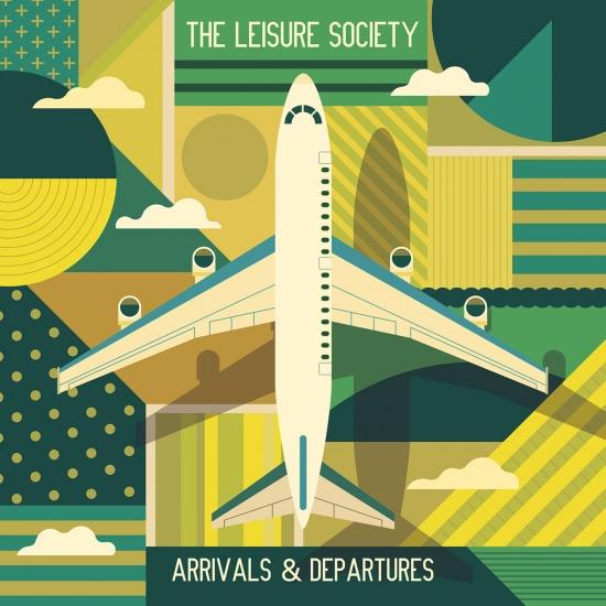 Cover Arrivals & Departures