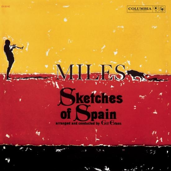 Cover Sketches of Spain