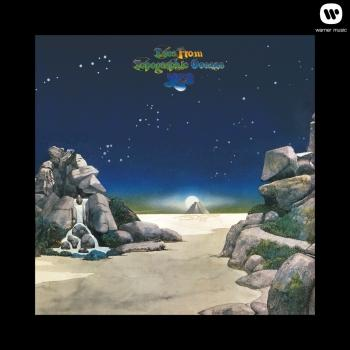 Cover Tales From Topographic Oceans