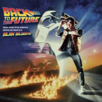 Cover Back To The Future (Original Motion Picture Soundtrack)