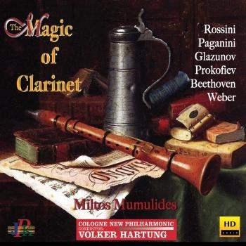 Cover The Magic of Clarinet