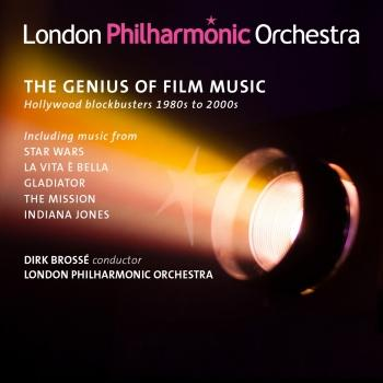 Cover The Genius of Film Music: Hollywood Blockbusters 1980s to 2000s (Live)