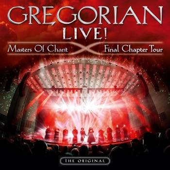 Cover Live! Masters of Chant-Final Chapter Tour