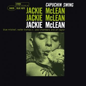 Cover Capuchin Swing (Remaster)