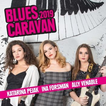 Cover Blues Caravan 2019