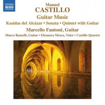 Cover Castillo: Guitar Music