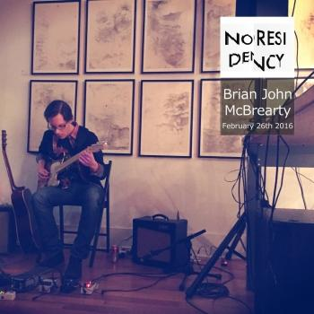 Cover Noresidency (Live, February 26th 2016)