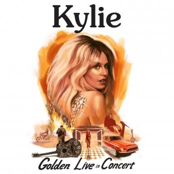 Cover Golden: Live in Concert