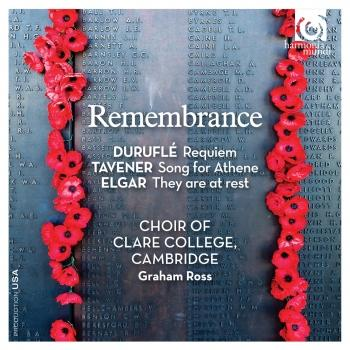 Cover Remembrance