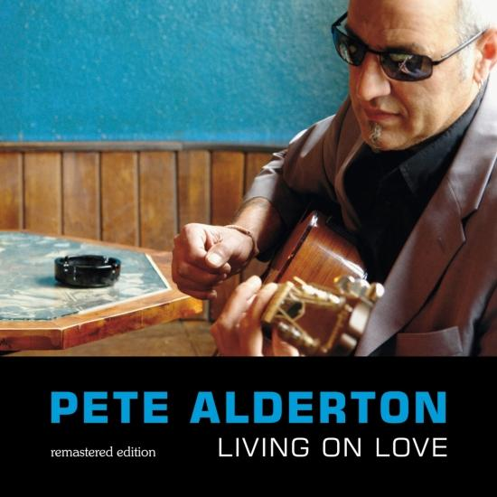 Cover Living On Love Remastered Edition