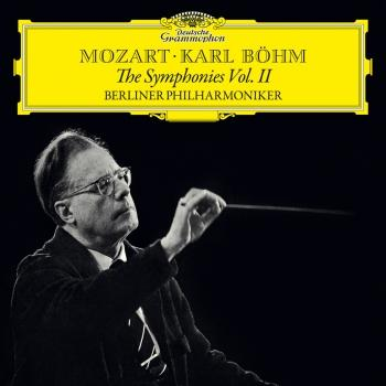 Cover Mozart: The Symphonies Vol. II (Remastered)