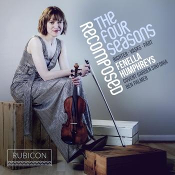 Cover Vivaldi: The Four Seasons Recomposed by Max Richter