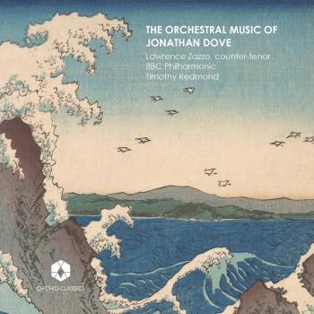 Cover The Orchestral Music of Jonathan Dove