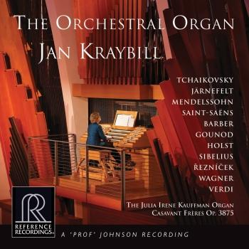 Cover The Orchestral Organ