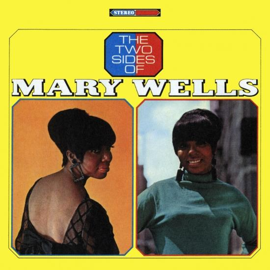 Cover Two Sides Of Mary Wells