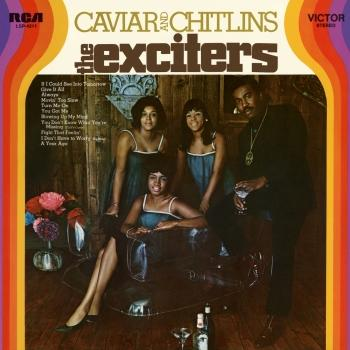 Cover Caviar and Chitlins (Remastered)