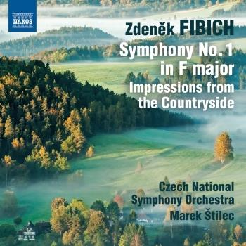 Cover Fibich: Symphony No. 1 - Impressions from the Countryside