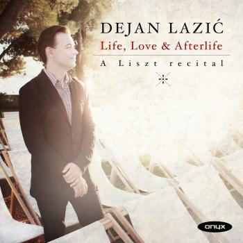 Cover Life, Love and Afterlife' A Liszt Recital