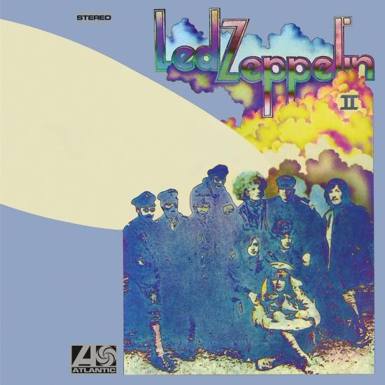 Cover Led Zeppelin II (Deluxe Edition - Remastered)