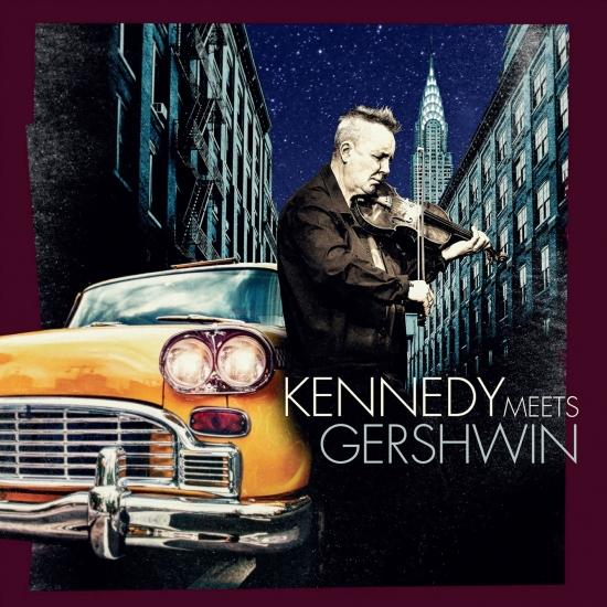 Cover Kennedy Meets Gershwin