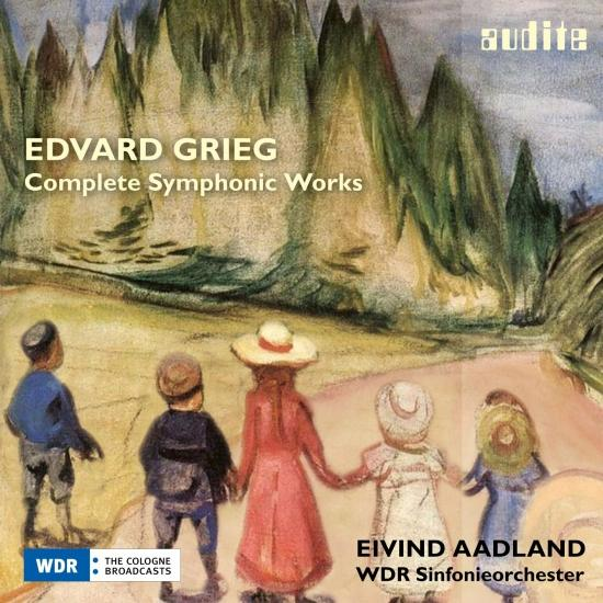 Cover Grieg: Complete Symphonic Works