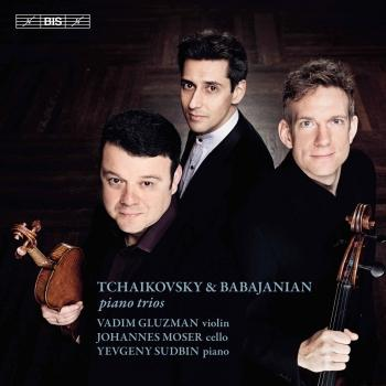 Cover Tchaikovsky, Schnittke & Babajanian: Works for Piano Trio