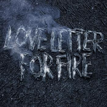 Cover Love Letter for Fire