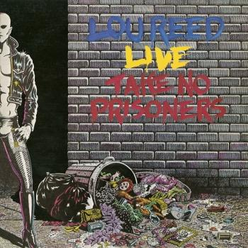 Cover Take No Prisoners - Live