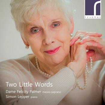 Cover Two Little Words