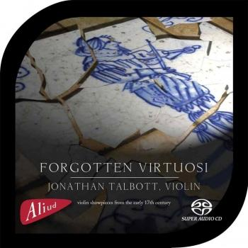 Cover Forgotten Virtuosi