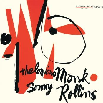 Cover Thelonious Monk And Sonny Rollins