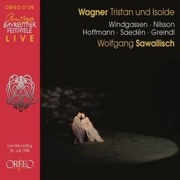 Cover Wagner: Tristan und Isolde, WWV 90