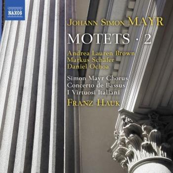 Cover Mayr: Motets, Vol. 2