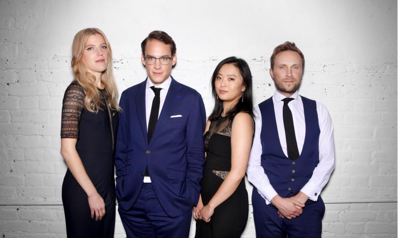 Review Doric String Quartet - Britten & Purcell: Chamber Works for Strings