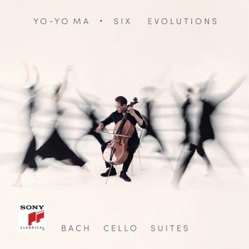 Cover Six Evolutions - Bach: Cello Suites