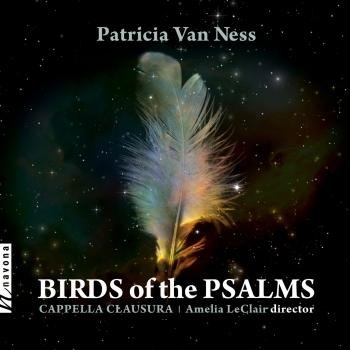 Cover Patricia Van Ness: Birds of the Psalms (Live)